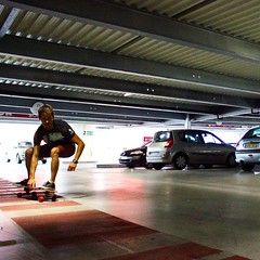 (mrjcrr) Tags: skater skate skateboard parking boy ride anglet sudouest paysbasque france