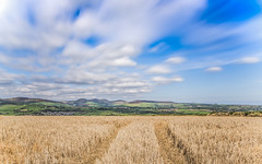 The plains of Heaven, Isle of Man (skillicorn.david) Tags: longexposure sky clouds landscape isleofman manx isle man 10stop beautiful 5diii outdoor grass