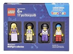 55004421 Musicians Minifigures collection (Alex THELEGOFAN) Tags: 55004421 musicians minifigures collection lego legography minifigure minifig minifigurine minifigs singers pack 4 rapper disco man afro toys r us toysrus