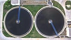 Dj factory (Santini1972) Tags: circles cenital phantom3 dron abstract two dji