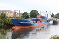 RMS Veritas 8 (Nick's Picks 1208) Tags: manchestershipcanal latchfordlocks