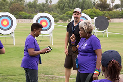 20160919_nvssc_day-2 (54) (U.S. Department of Veterans Affairs) Tags: summer sports clinic adaptive sandiego therapy sport archery chula vista olympic training center