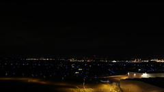 Landebahn Schnefeld (dj.basskeeper) Tags: flughafen ber schnefeld nacht night tower berlin