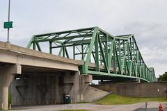 Barlow James Memorial Bridge Pt. Pleasant, WV (steelerfan871) Tags: point pleasant wv westvirginia kanawha river bridge barlow james memorial