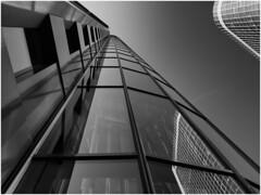 Morgan Stanley Bank, Frankfurt a. M. (Thunderbird61) Tags: pentax645zmediumformat architecture architektur skyscraper bank morganstanleybank frankfurt monochrome bw sw nb zw zwartwit blackandwhite schwarzweis negroyblanco urban hessen germany pentaxart