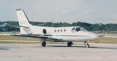 N501KK Cessna 501 Citation 1 c/n 501-0181 (eLaReF) Tags: cn 1 kissimmee cessna citation 501 tomreilly kism n501kk 5010181