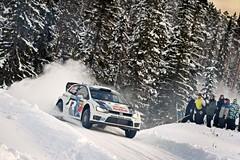 2013 WRC Rally Sweden - Day 2 (bestofrallylive) Tags: auto paris france car sport sweden rally karlstad motor 12 rallye motorsport swe 2013 wrcworldrallychampionship championnatdumondedesrallyes wrcworldchampionship