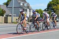 Coast to Coast 2013 001 (KiwiMunted) Tags: christchurch cycling saturday competitor coasttocoast broughamst 2013