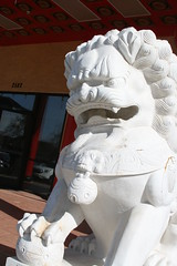 Guardian Lion (shaire productions) Tags: sculpture statue photo image decorative chinese decoration lion picture pic chinesenewyear photograph cny decor guardian imagery