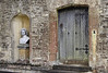 Rousham House, Oxfordshire (saffron100_uk) Tags: gardens nikon bust statuary oxfordshire d300 williamkent gardenstatuary roushamhouse musketloopholes