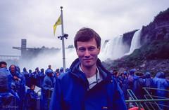 Niagara Falls (Cthonus) Tags: blue ontario canada mike geotagged niagarafalls boat waterfall niagara slidefilm scanned analogue maidofthemist bridalveilfalls americanfalls
