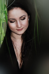 . (Rina Boyan) Tags: city portrait people color green colors girl beautiful beauty digital wonderful photography photo nice nikon women europe photos russia live unlimited elegance ufa bashkortostan enchanting  pfoto unlimitedphotos oufa   rinaboyan