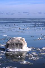 Feb 18: Iceburg... well, not really (_Matt_T_) Tags: winter ice pentax kr hdr grimsby hfg smcpm85mmf20 singleinfebruary