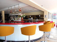Holiday Marina Resort - Le Rendezvous bar restaurant