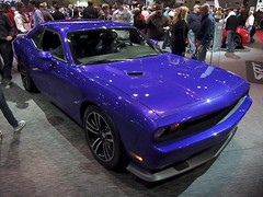 Dodge Challenger SRT (smaedli) Tags: chicago illinois unitedstates autoshow automotive transportation chicagoautoshow olympusep3 mzuiko135561442mm olympusmzuikodigitaled1442mmf3556iir