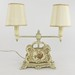 188. Letter Holder Desk Lamp