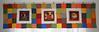 Bandô para Janela 2 (Bia e Deise - Quilting Beagles) Tags: cortina country janela patchwork bandô