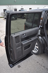 "2012 Ford Flex Rear Suicide Doors • <a style=""font-size:0.8em;"" href=""http://www.flickr.com/photos/85572005@N00/8497468133/"" target=""_blank"">View on Flickr</a>"