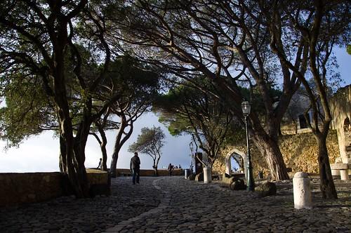 Castelo de S~ao Jorge ©  Still ePsiLoN