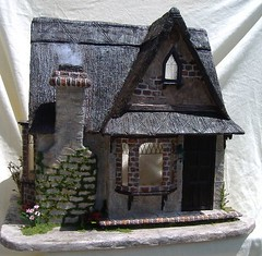 Storybook Cottage Tracy Topps (minis on the edge) Tags: cottage tracy edge kit custom storybook topps minis dollhouse greenleaf on the minisontheedge