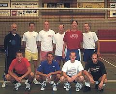 2002 Heren 1 - Tr. Jacques van Dormolen
