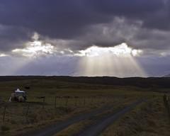 Sólstafir (geh2012) Tags: road clouds iceland ísland stykkishólmur snæfellsnes ský geh vegur sólstafir gunnareiríkur