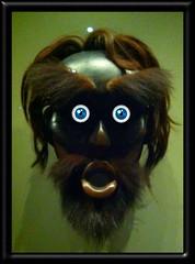 Ooo (Menazort) Tags: africa face african facial eyeballs afroface