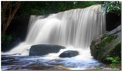 IMG_1054 (Steve Daggar) Tags: waterfall flood somersby