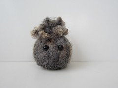 No.758/front (canacol) Tags: wool handmade felt           smogg    stuffy