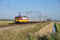 1181, Zevenbergen (NL) (RobbyH83) Tags: 11 benelux nmbs zevenbergen