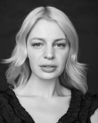Chloe (MrGlen) Tags: light portrait woman beauty face look mouth studio model eyes skin head headshot lips actress stare actor gaze