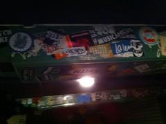 Jonny Craig Concert ' (600600600) Tags: graffiti stickers slaps slaptag ysck ycult adapt93