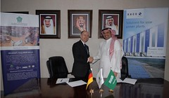 AEC signs Memorandum of Understanding with (Advanced Electronics Company - Saudi Arabia) Tags: