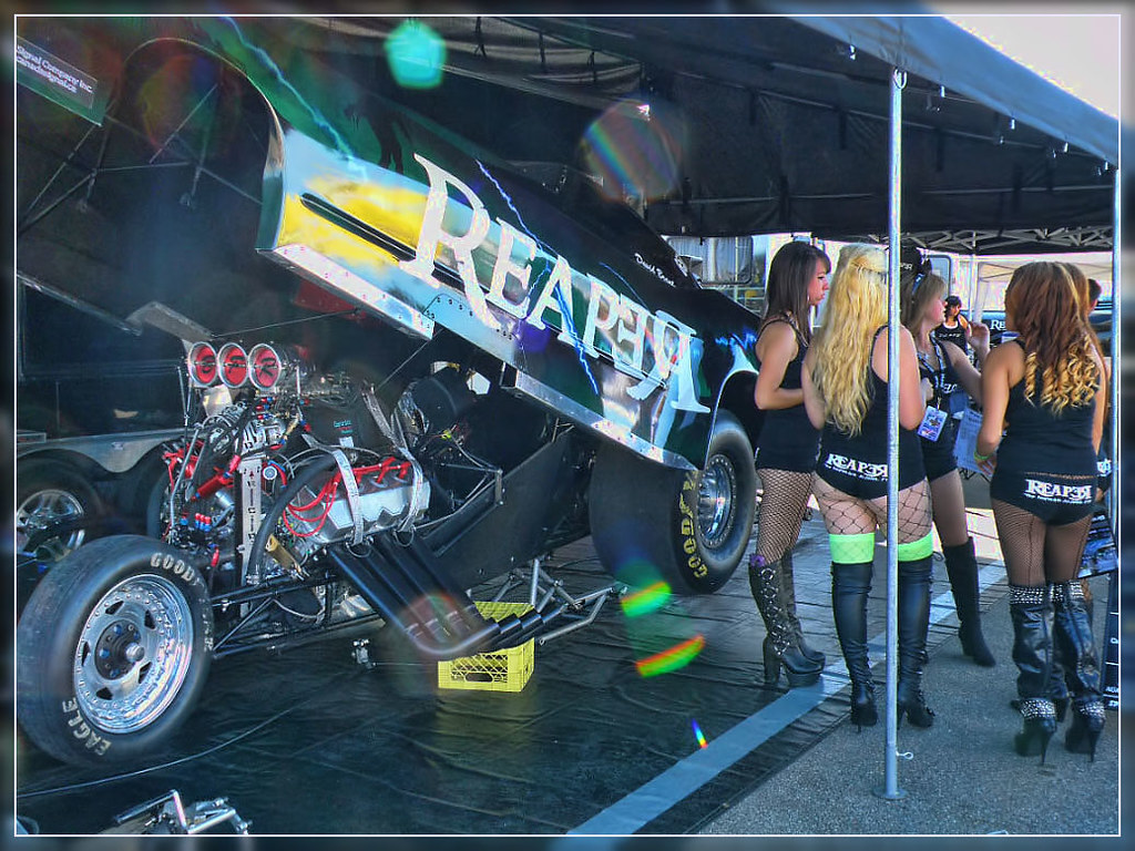 The World's Best Photos of dragster and lucisart - Flickr