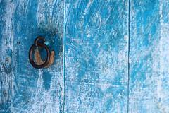 azul chefchouen (b3co) Tags: door travel viaje azul marruecos b3co beco chefchouen chouen