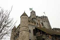 Gravensteen Castle Photo