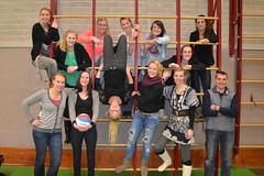 2012 Dames 1 a -  Tr. Gerrit Grolleman
