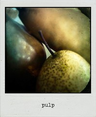 Pulp (maryjaneart) Tags: fruit pears iphoneart hipstamatic