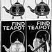Find Teapot