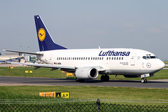 D-ABIA (johnmorris13) Tags: man boeing lufthansa 737 b737 ringway egcc 737500 b737500 dabia