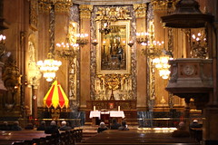 Baslica de la Merc / Barcelona (rob4xs) Tags: barcelona church spain iglesia kirche catalunya kerk eglise spanje cataloni baslicadelamerc josepmasidordal