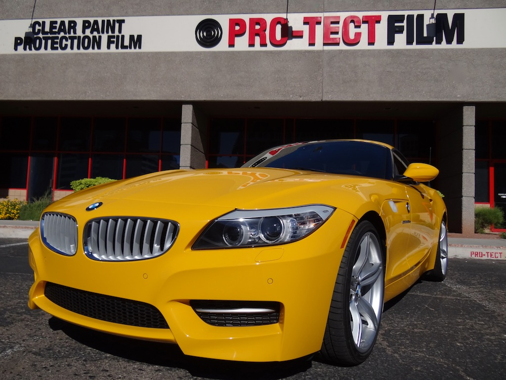 Bmw Z4 2014 Yellow Www Pixshark Com Images Galleries With A Bite