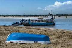 El transbordador (Jose Juan Luque) Tags: rio river guadalquivir barca cadiz doana sanlucardebarrameda luque rioguadalquivir josejl josejuanluque josejluque