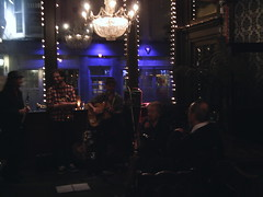 Renee Ansell at the Seven Stars pub, Brighton, 19 March 2013 (allhails) Tags: sussex pub brighton jazz lanes publichouse shipstreet sevenstars jazzsinger reneeansell