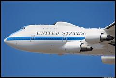 Nightwatch (Scramble4_Imaging) Tags: plane airplane aviation military jets jet boeing airforce usaf 747 aerospace e4 offutt e4b 55wg naoc 1accs
