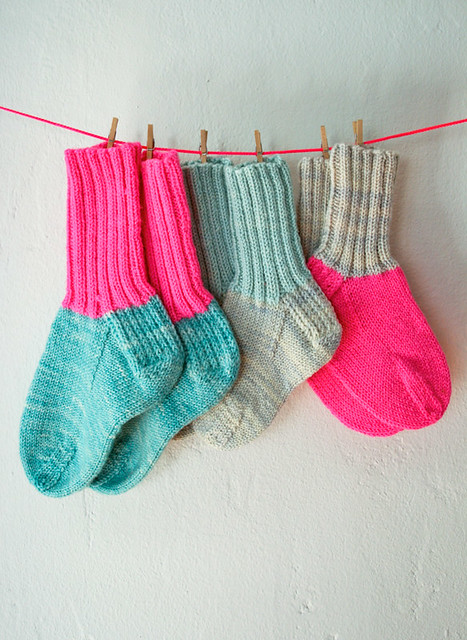 Ravelry: Toddler Socks pattern by Purl Soho