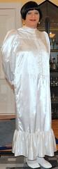 Birgit014058 (Birgit Bach) Tags: shiny satin nightgown glnzend nachthemd