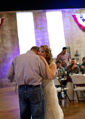 Father Daughter Dance (JNT Visuals) Tags: wedding center 66 reception chandler ok rt interpretive