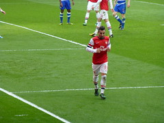 Santi Cazorla (wonker) Tags: game london english ball reading football team grove stadium soccer north emirates match santi islington highbury arsenal footy league cazorla premiership ashburton gunners ashburtongrove emiratesstadium northlondon premierleague epl englishpremierleague arsenalvsreading thepremiership santicazorla