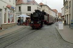 Molli 2008 (v8dub) Tags: eisenbahn bahn dampflok molli baddoberan schmalspurbahn stoomloc